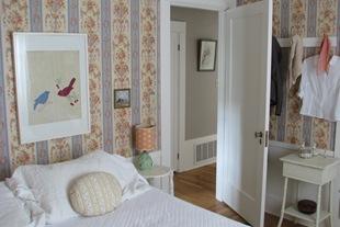 Спальня в винтаж стиле