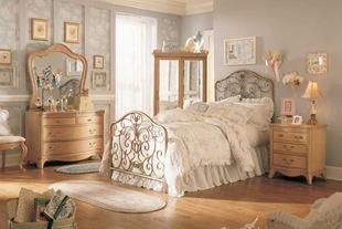 Винтаж спальня для подростка
